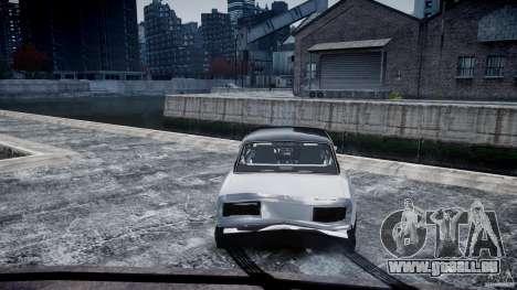 ВАЗ 2107 Drift für GTA 4 Seitenansicht