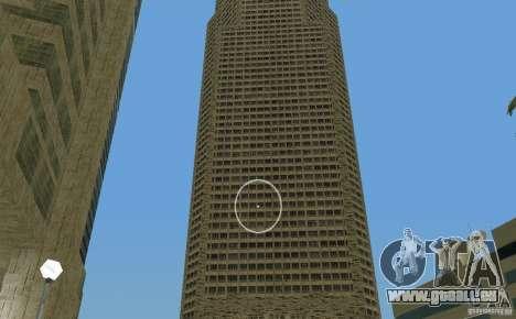 New Downtown: Hospital and scyscrap pour GTA Vice City septième écran