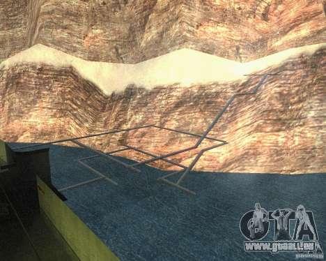 DRAGON base v2 pour GTA San Andreas cinquième écran