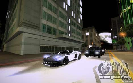 ENBSeries by Gasilovo Final Version für GTA San Andreas zweiten Screenshot