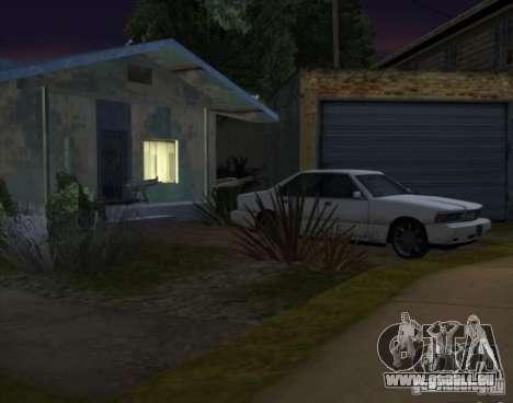 Armes et voitures partout sur la carte pour GTA San Andreas
