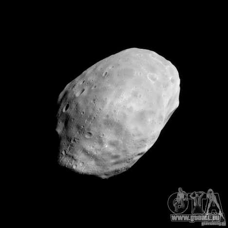 Lune : Phobos pour GTA San Andreas deuxième écran