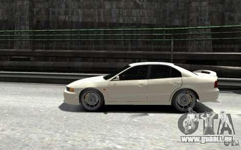 Mitsubishi Galant 8 VR-4 pour GTA 4 est une gauche