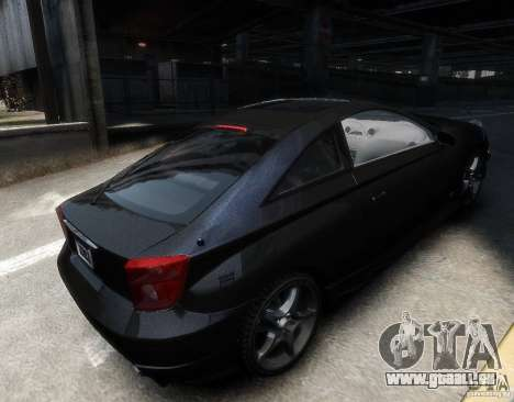 Toyota Celica pour GTA 4 est un droit