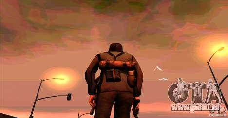 Soldaten der Wehrmacht für GTA San Andreas dritten Screenshot