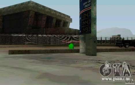 Das Tankstellen-Geschäft für GTA San Andreas
