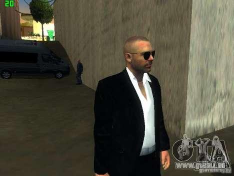 New FBI für GTA San Andreas