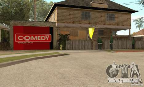 Comedy Club Mod für GTA San Andreas
