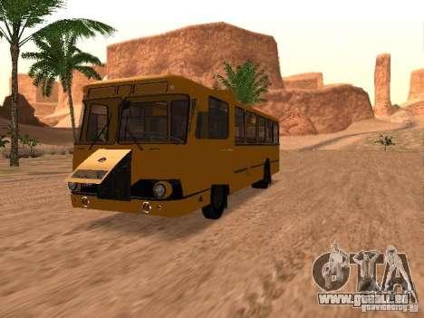 LIAZ 677 pour GTA San Andreas