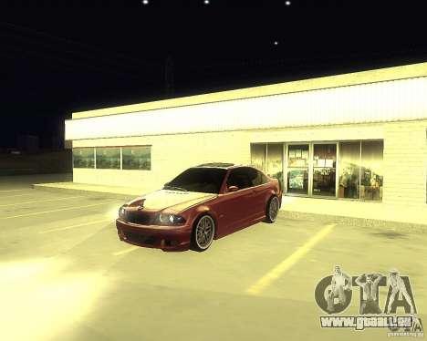 BMW 330 Ci für GTA San Andreas