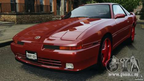Toyota Supra 3.0 Turbo MK3 1992 v1.0 [EPM] für GTA 4