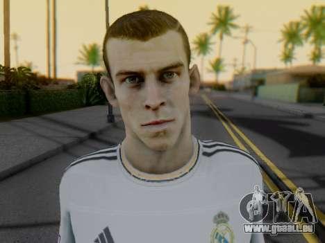 Gareth Bale pour GTA San Andreas quatrième écran