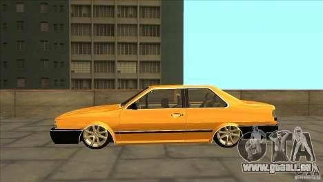 Volkswagen Santana GLS pour GTA San Andreas laissé vue