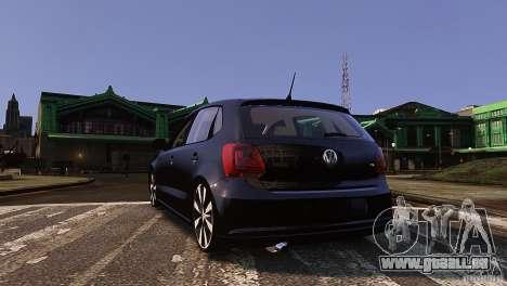 Volkswagen Polo pour GTA 4 est un droit