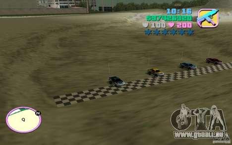 RC Bandit LCS pour le quatrième écran GTA Vice City