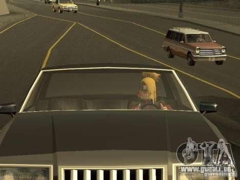 The Akatsuki gang für GTA San Andreas achten Screenshot