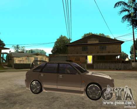 Vaz 21093 LiquiMoly pour GTA San Andreas vue de droite