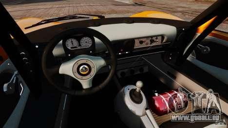 Lotus Exige 240 CUP 2006 für GTA 4 Rückansicht