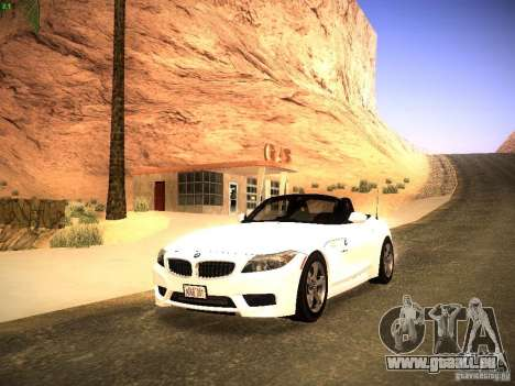 BMW Z4 sDrive28i 2012 für GTA San Andreas