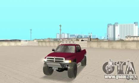 Dodge Ram Prerunner für GTA San Andreas
