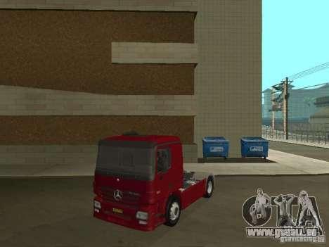 Mercedes Actros Tracteur 3241 pour GTA San Andreas