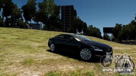 Jaguar XJ 2012 pour GTA 4