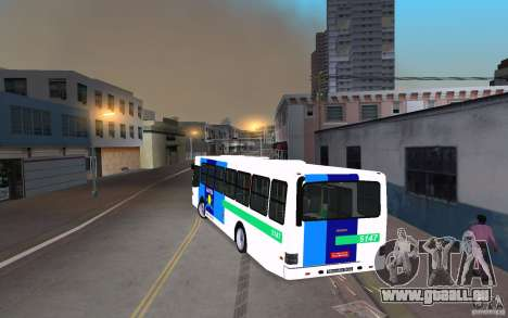 Caio Alpha VC pour une vue GTA Vice City de la gauche