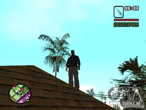 Spritze für GTA San Andreas zweiten Screenshot