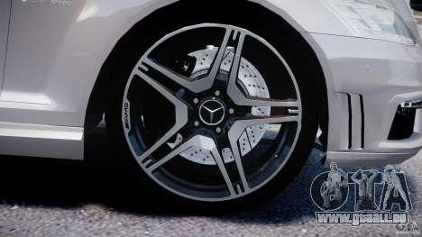 Mercedes-Benz S63 AMG [Final] für GTA 4-Motor