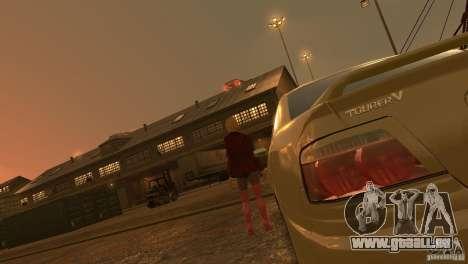 Toyota Chaser 2.5 Tourer V pour GTA 4 est une vue de dessous