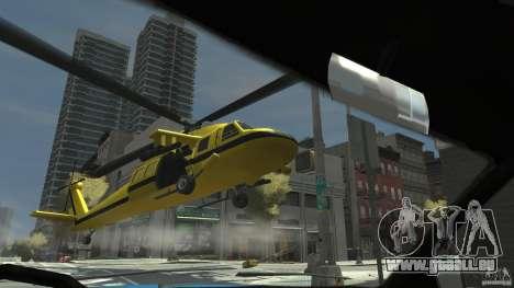 Yellow Annihilator pour GTA 4 est un droit