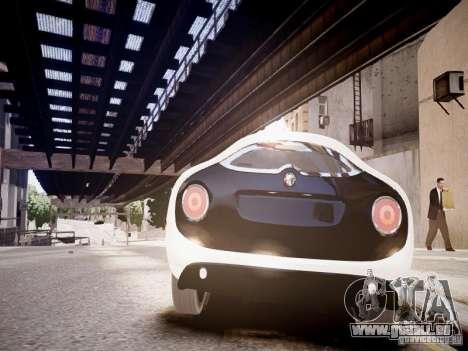 Alfa Romeo TZ3 Stradale Zagato für GTA 4 rechte Ansicht