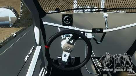 Chevrolet Tahoe 2007 GMT900 korch [RIV] pour GTA 4 est une vue de dessous