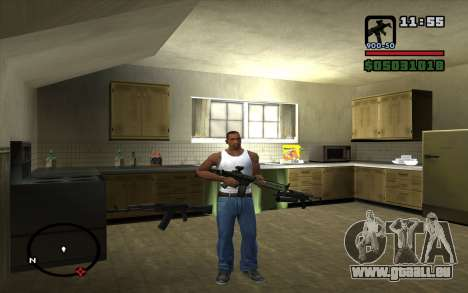 Bofors AK-5 für GTA San Andreas
