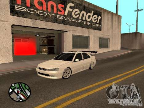Peugeot 406 Tuning pour GTA San Andreas