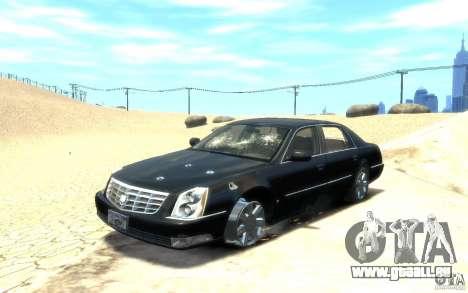 Cadillac DTS v 2.0 für GTA 4 Unteransicht
