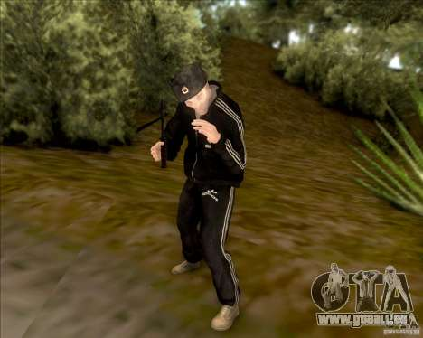 SkinPack for GTA SA für GTA San Andreas fünften Screenshot