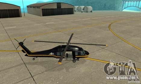 Annihilator pour GTA San Andreas laissé vue