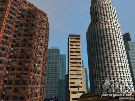 Neue Downtown Wolkenkratzer Textur für GTA San Andreas her Screenshot
