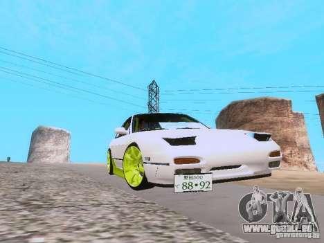 Nissan Silvia S13 Drift Style für GTA San Andreas rechten Ansicht