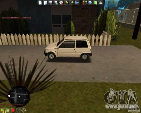 VAZ 11113 OKA für GTA San Andreas