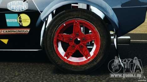 Lancia Stratos v1.1 für GTA 4 Rückansicht