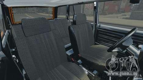 VAZ-21043 v1. 0 für GTA 4 Innenansicht