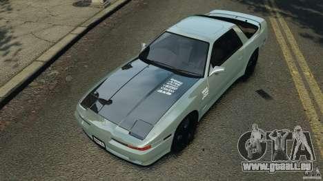 Toyota Supra 3.0 Turbo MK3 1992 v1.0 [EPM] für GTA 4-Motor