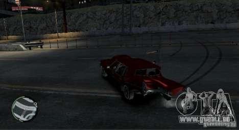 Dégâts voiture réaliste pour GTA 4 troisième écran