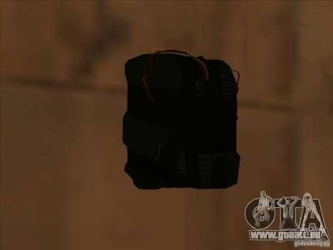 C4 explosif pour GTA San Andreas troisième écran
