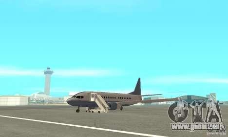 Airport Vehicle pour GTA San Andreas douzième écran