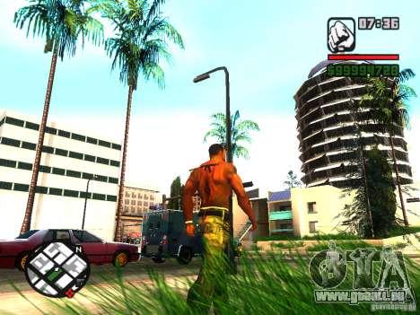 EnbSeries by gta19991999 v2 für GTA San Andreas her Screenshot