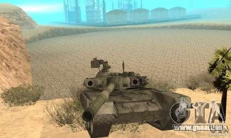 Char t-90 « Vladimir » pour GTA San Andreas