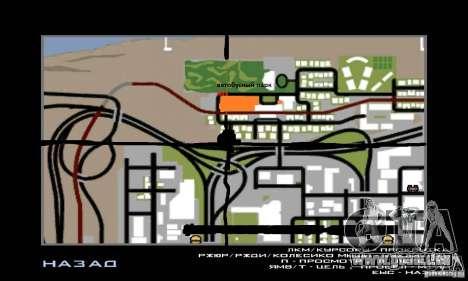 5 Bus v. 1.0 für GTA San Andreas neunten Screenshot